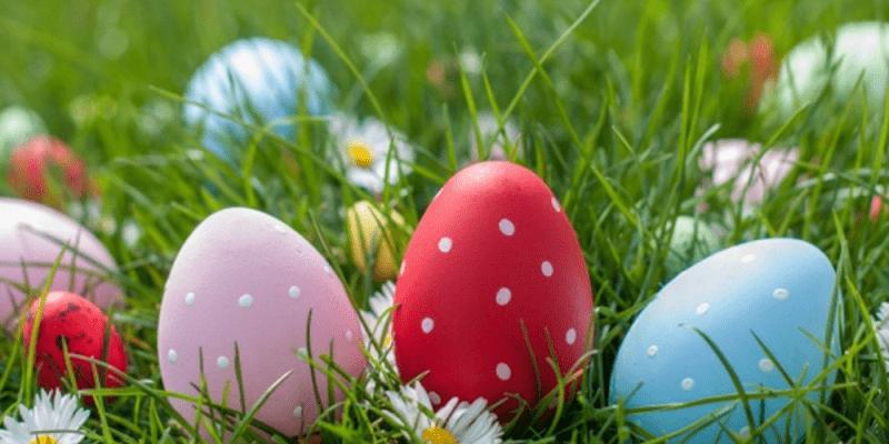 Easter hunt Cambridge