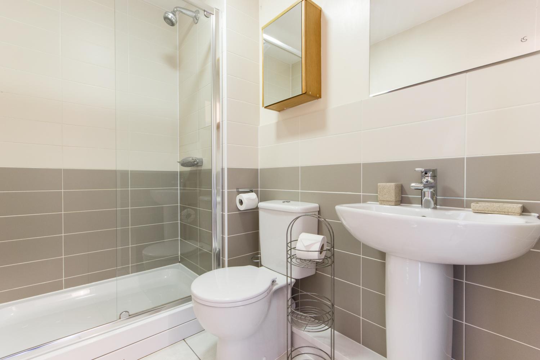 Bathroom Citygate Apartments