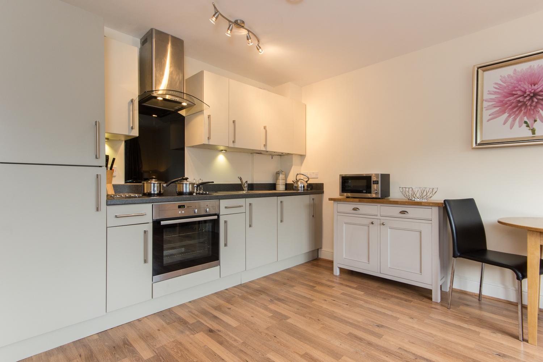 Kitchen Citygate Apartments