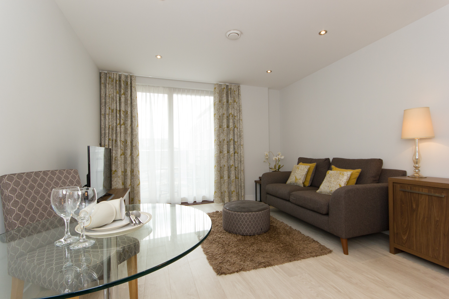 One Bedroom Serviced Apartment VEsta