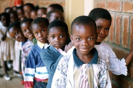 Malawi Orphans Cambridge