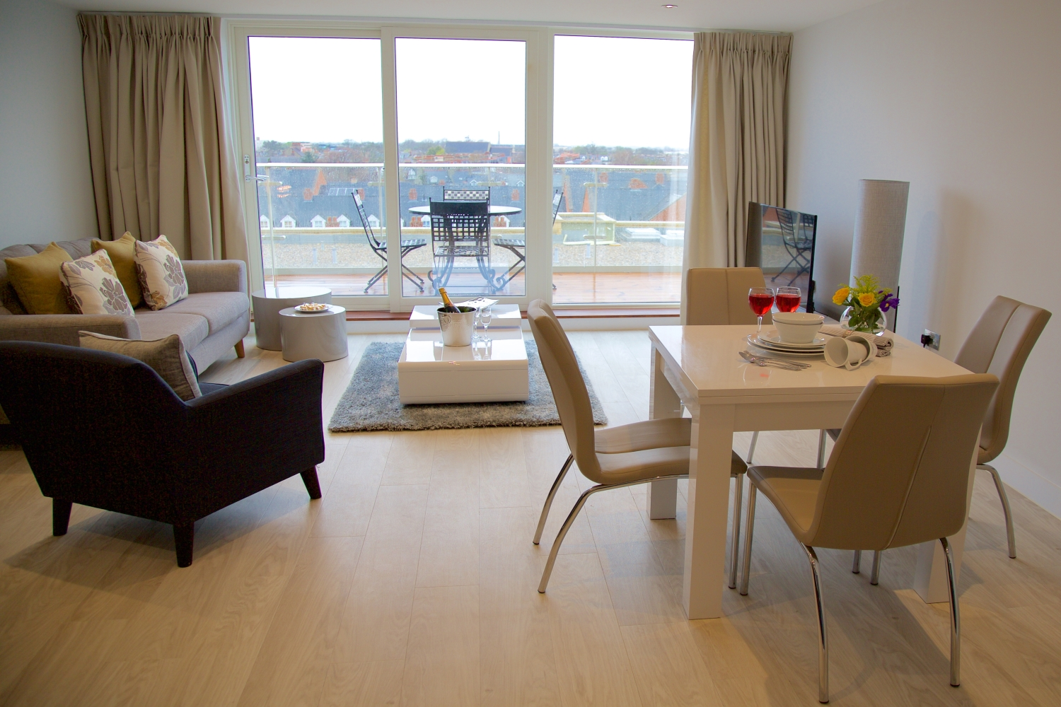 Serviced Apartments cb1