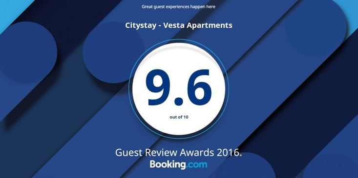 Vesta Apartments Cambridge Citystay