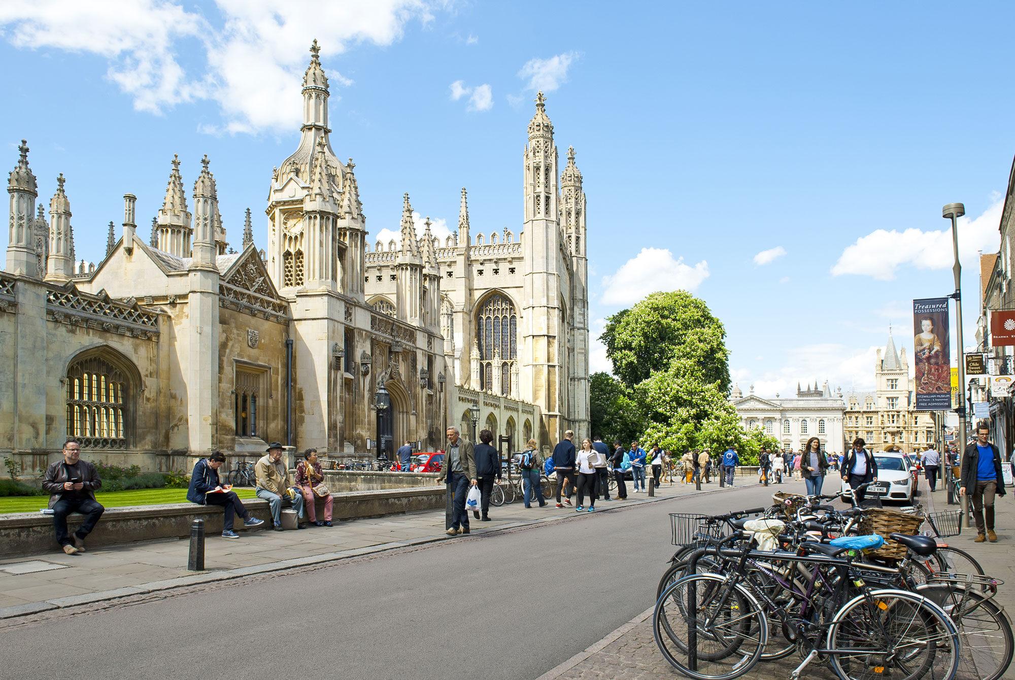 King Parade Cambridge