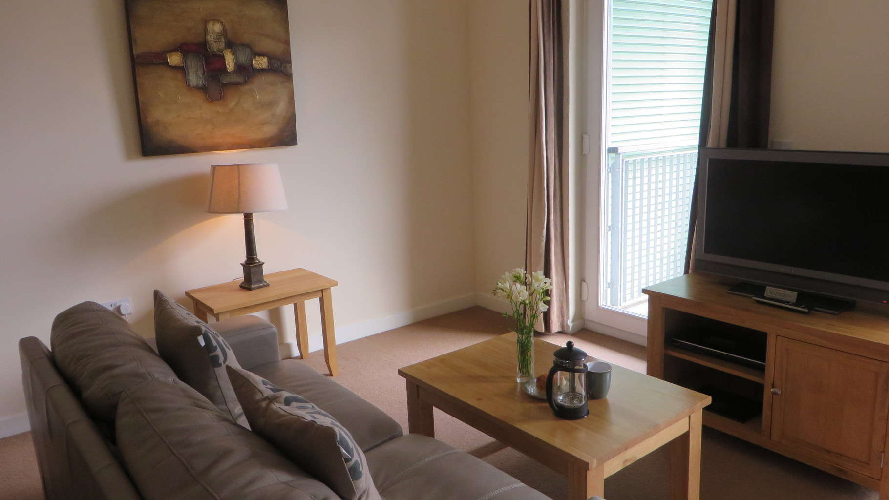 Serviced Apartments Cambridge Station