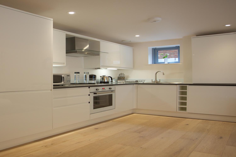Pringle House Kitchen