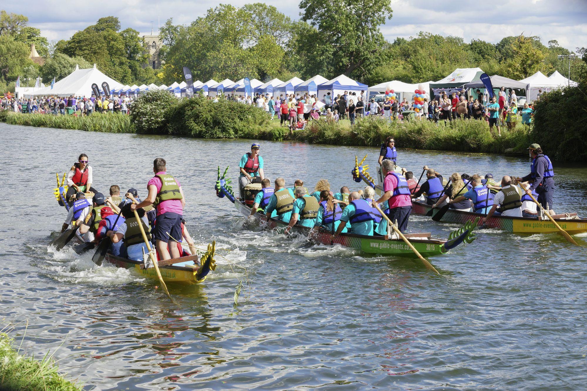 Citystay Dragonboat Festival