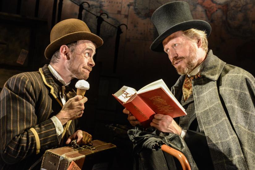 Around the World in 80 Days Arts Theatre