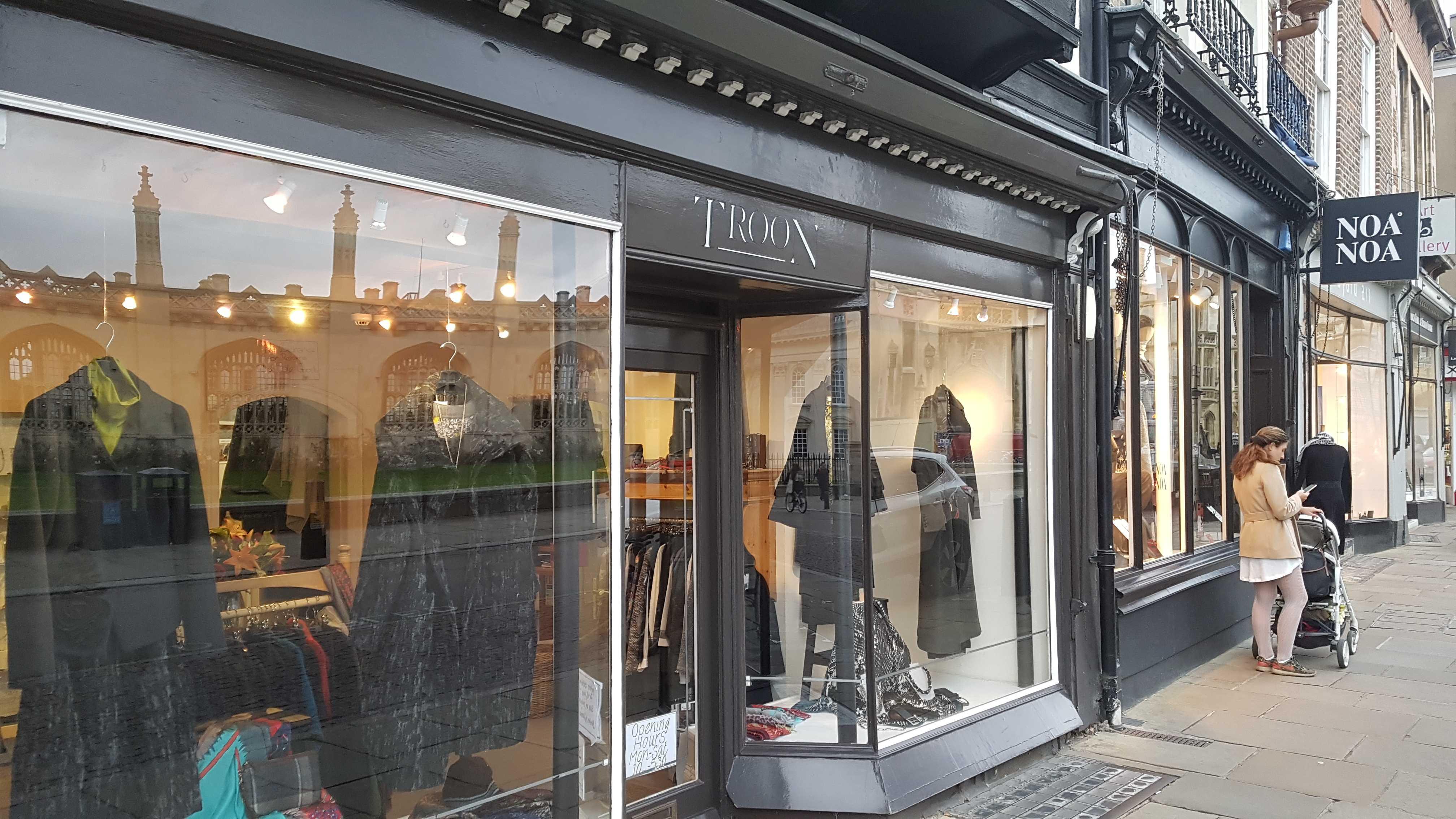 Troon Fashion Cambridge