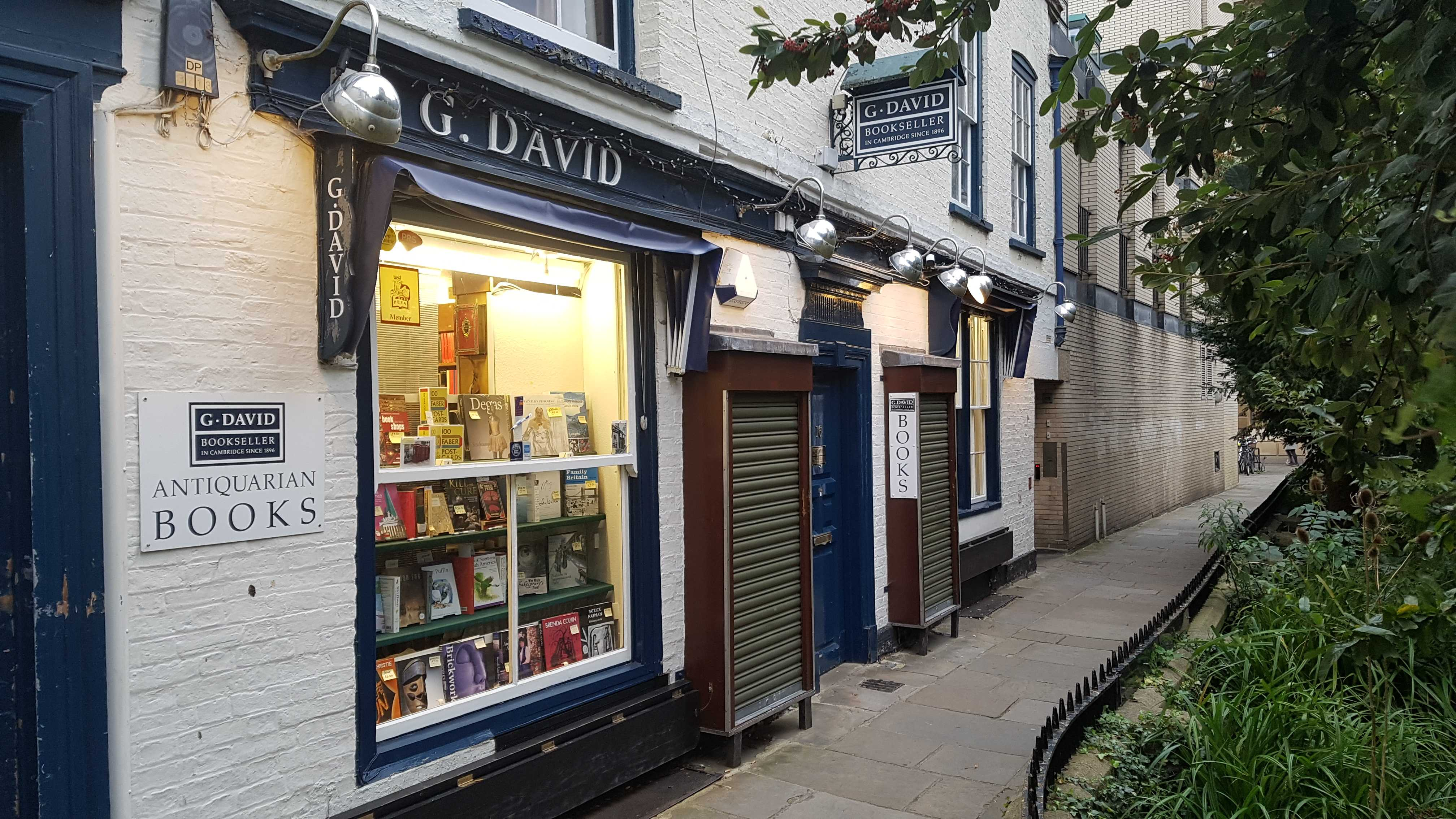 Cambridge Bookshop