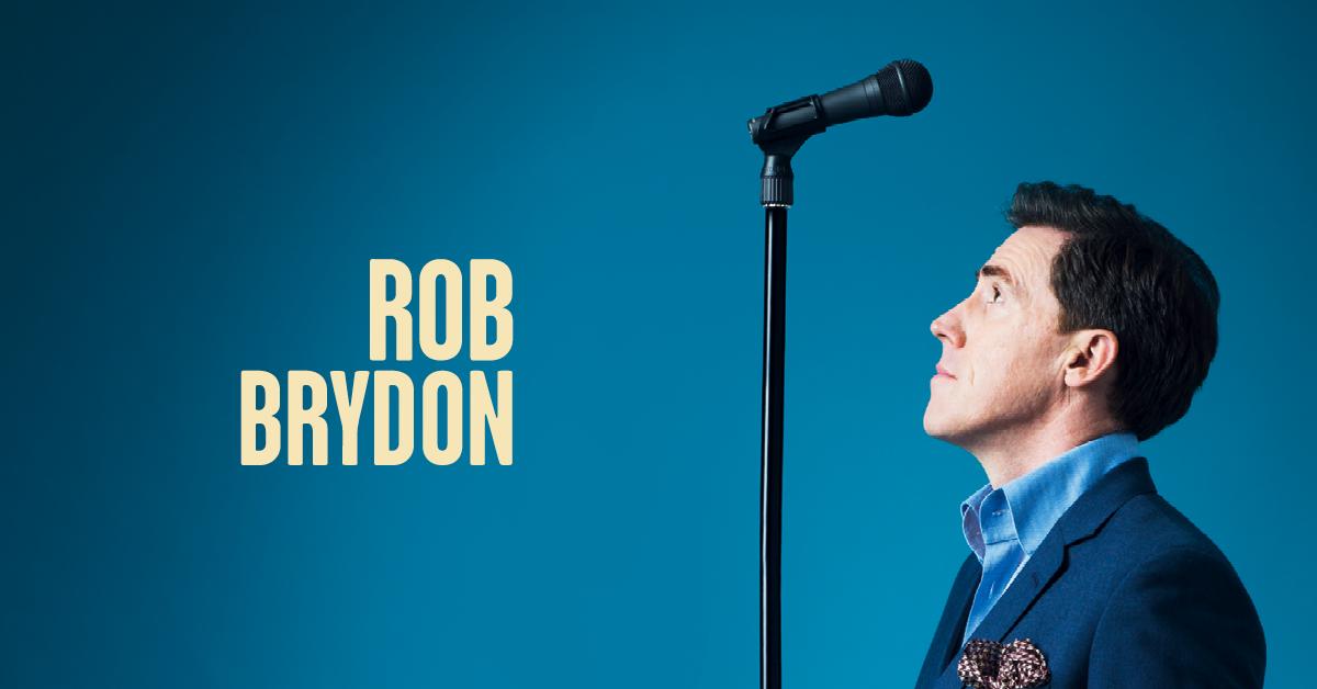 Rob Brydon Comedy