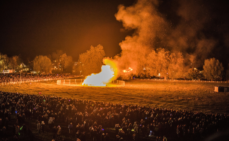 Cambridge Bonfire
