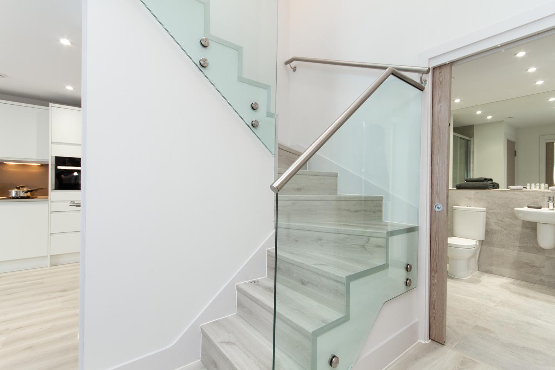 Midsummer Mews Stairway