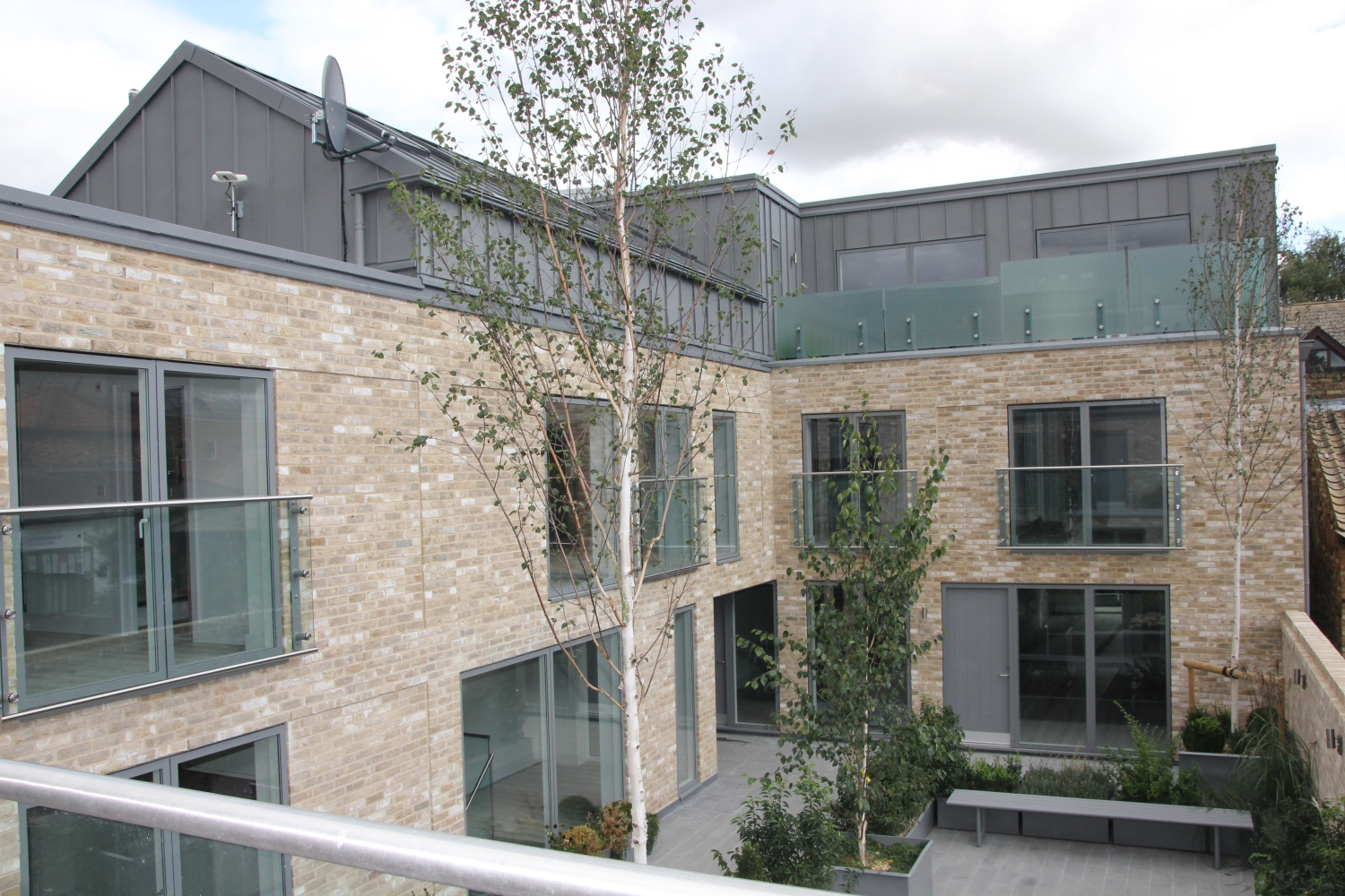 Midsummer Mews Apartments Cambridge