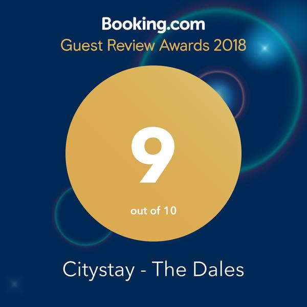 Booking.com Awards