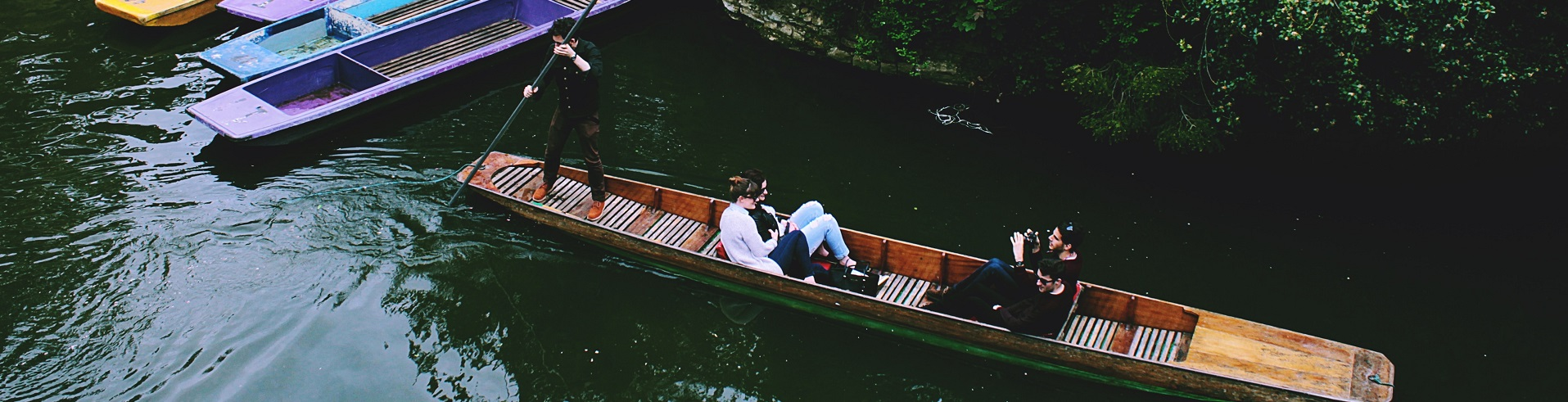The history of punting