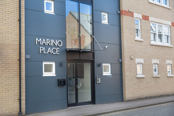Marino Place Exterior