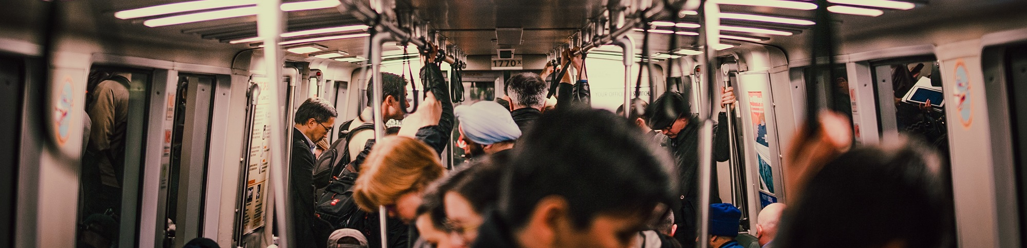 Staying safe on your daily commute to work
