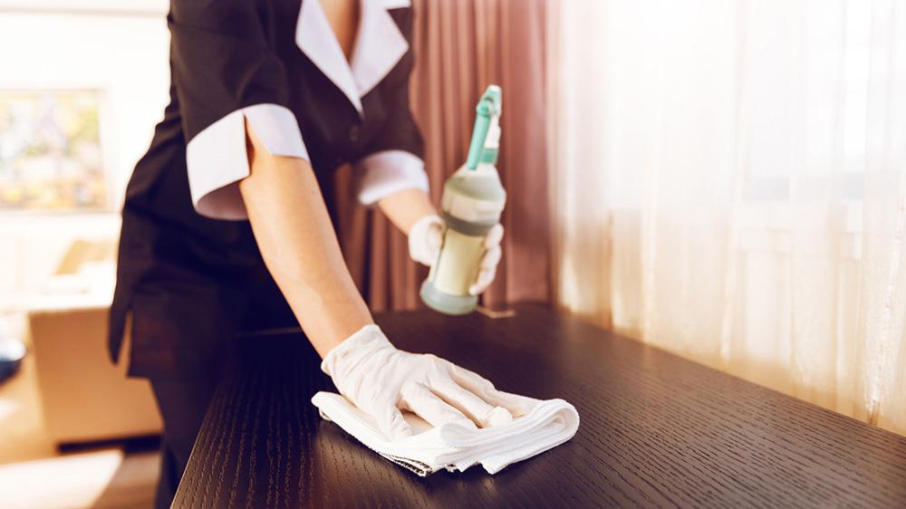 Housekeeping COVID-19