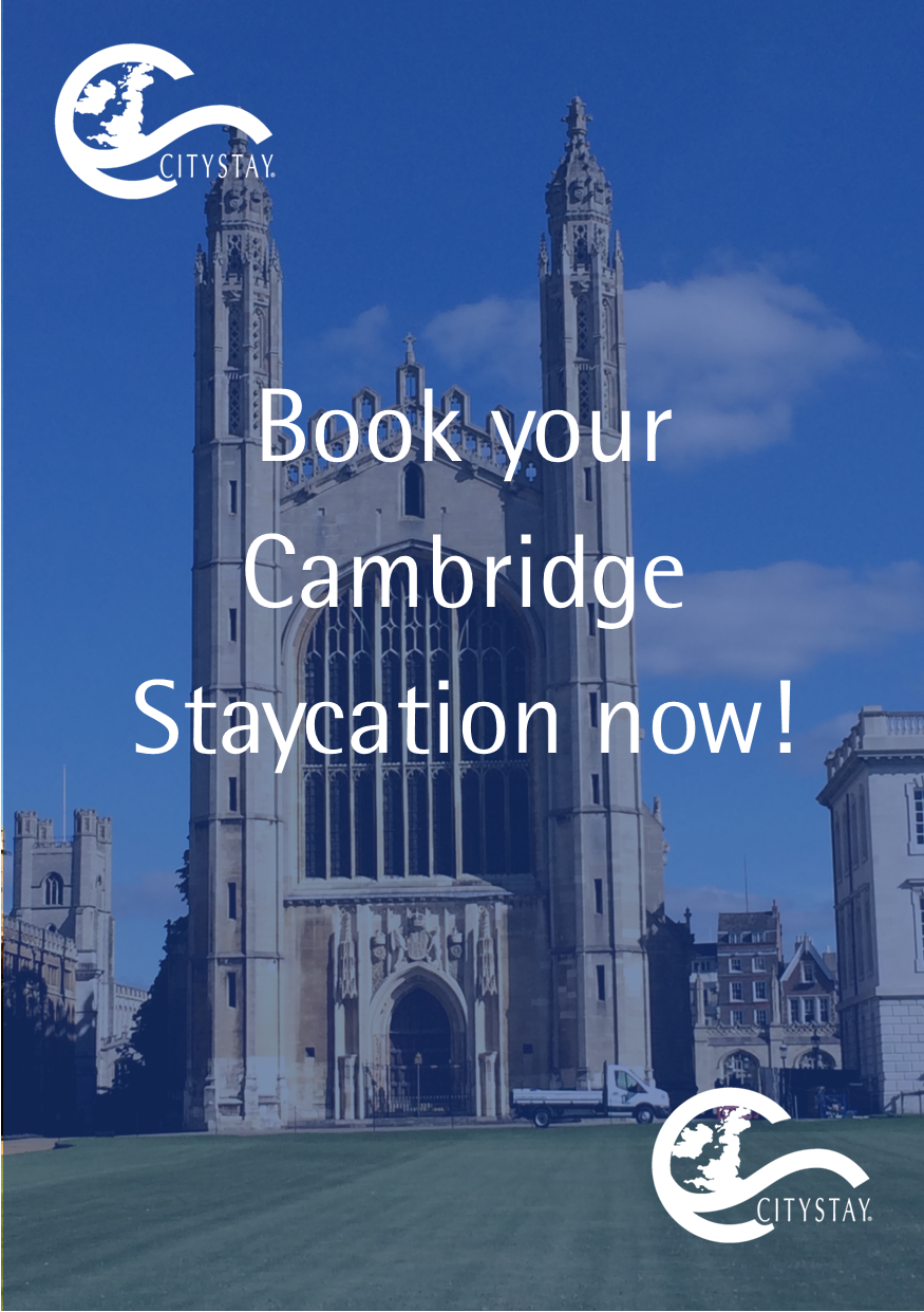 Stacyation Cambridge Citystay
