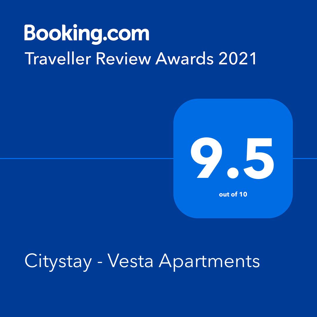 Vesta Award Citystay